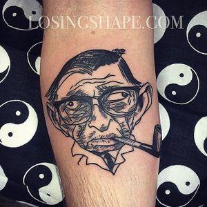 Tattoo by East River Tattoo