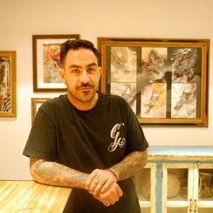 #chrisnunez #handcrafted #miamiink #tattooartist