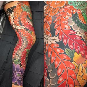 Tattoo by Fudoshin Tattoos