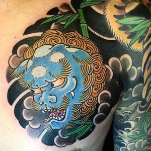 Tattoo by Mystery Tattoo Club