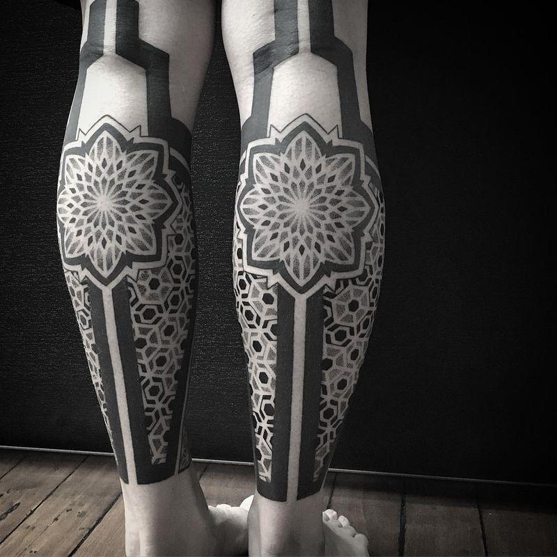 Tattoo from Seth Arcane
