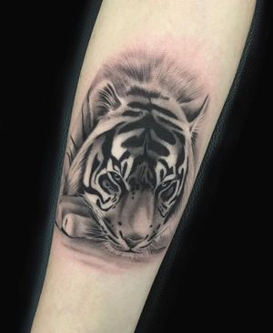 Tattoo by The Family Business Tattoo London