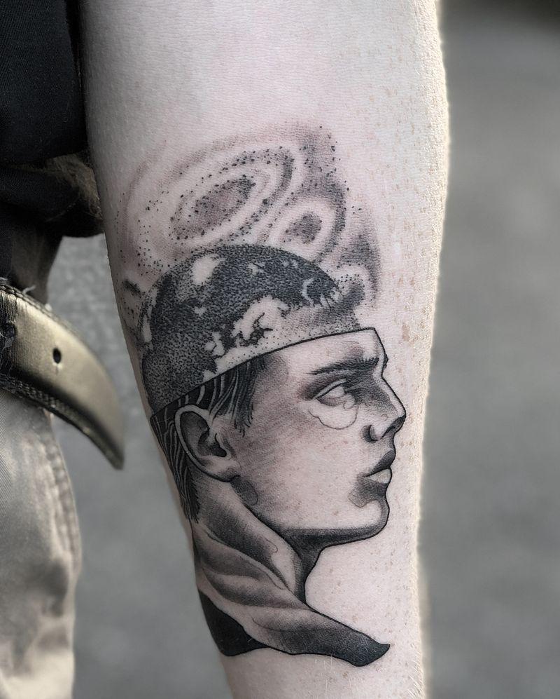 Tattoo from Saeid Tattoo