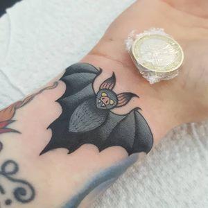 Tattoo from Nikko Tattooer