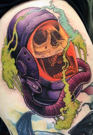 done at Killjoy tattoo in Akron