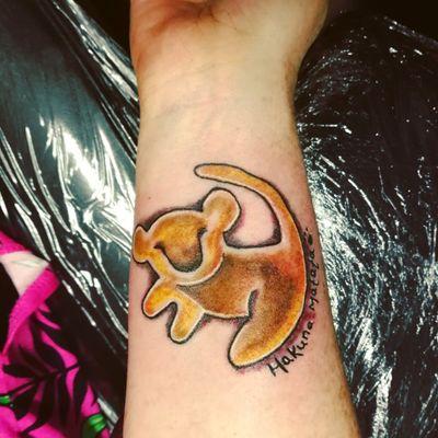 #simba #simbatattoo #lionking #thelionking #thelionkingtattoo #hakunamatata #hakunamatatatattoo #disney #disneytattoo #disneylife #tattoolife #tattoos #tattooartist#bristol #tattoolife#tattoos#tattooartist#carlanorley#staplehill#smokinink