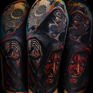 Star wars coverup