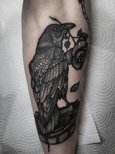 Instagram: @olga_tattoos E-mail: Olgamdtattoos@gmail.com #raven#raventattoo #london#londontattoos#shoreditch#customdesign#customtattoos#bw#blackink#blscktattoos#tattoo#tattoos#tattooed#tattooers#blackwork#blackink#blackworkers#blackworkers_tattoo#ttt#tttism#ldnttt#london#ink#londontattoos#uktattooers#blacktattoos#blackandgrey#blackandgreytattoos#realistictattoo#art#blackandgreytattoos#posTTT#loveiTTT