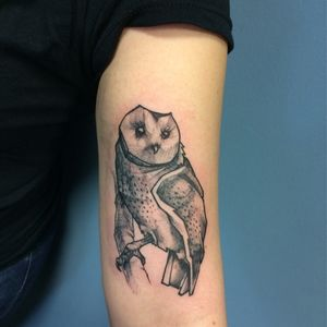 Pearl Owl