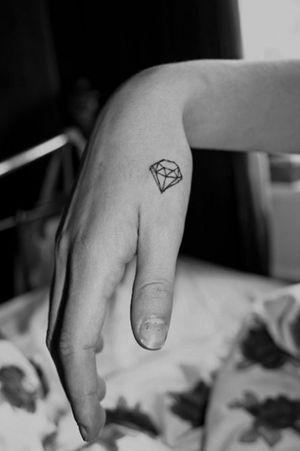 Small Hand Diamond