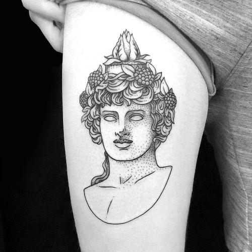 Dionysus by Mr Lauder #greekmythology #mrlauder