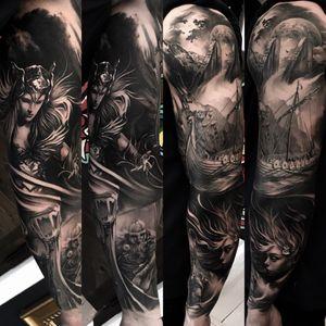 Viking Shop Sleeve