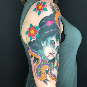Tattoo from William Lollie