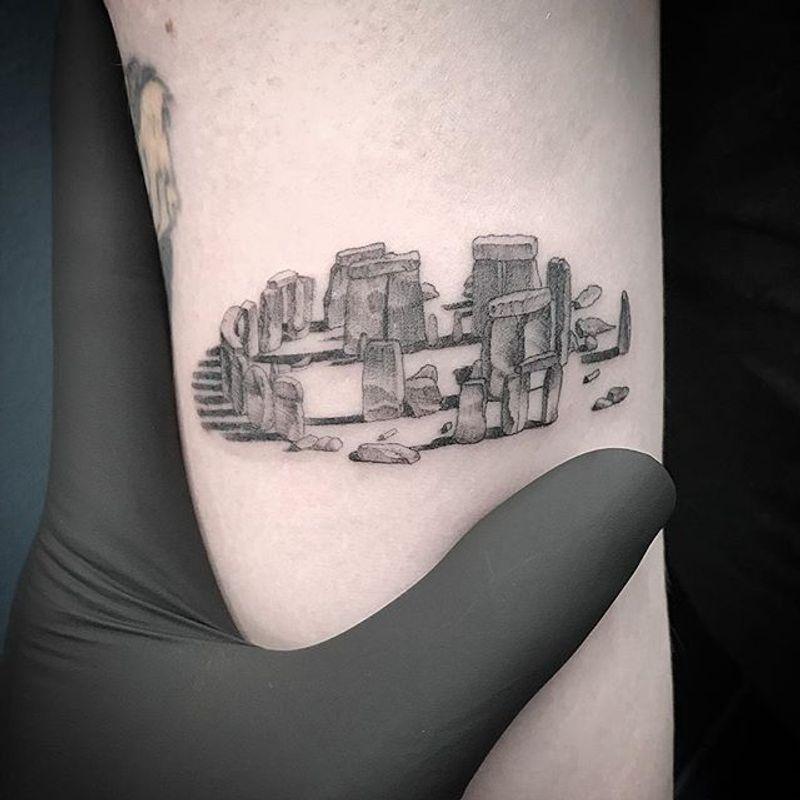 Tattoo from David Kafri