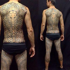 Tattoo from Tomas Tomas