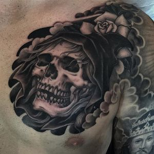 Tattoo from Justin Weatherholtz