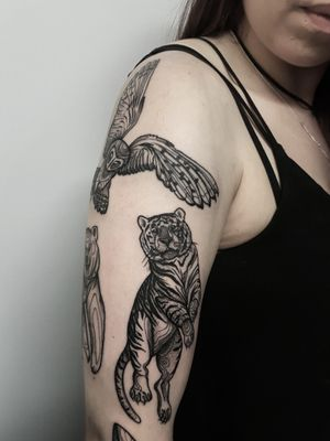 Instagram: @olga_tattoos E-mail: Olgamdtattoos@gmail.com #tiger#tigertattoo#microtattoo#sleeve#animaltattoo #london#londontattoos#shoreditch#customdesign#customtattoos#bw#blackink#blscktattoos#tattoo#tattoos#tattooed#tattooers#blackwork#blackink#blackworkers#blackworkers_tattoo#ttt#tttism#ldnttt#london#ink#londontattoos#uktattooers#blacktattoos#blackandgrey#blackandgreytattoos#realistictattoo#art#blackandgreytattoos#posTTT#loveiTTT
