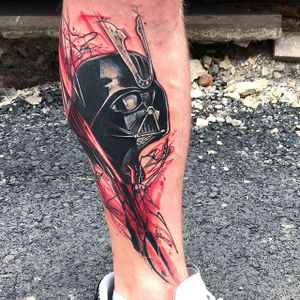 Tattoo by La Machine Infernale Tattoo