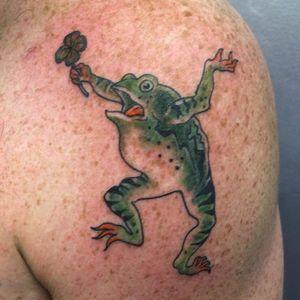 Tattoo by Big Easy Tattoo & Company