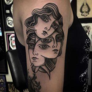 Tattoo by Tattoo Paradise