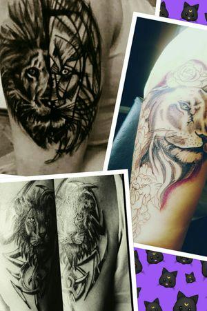 #löwenkopf #tattoo #verheilt #tattoo #tattoos #tattooedgirl#tattooartist #follow #followforfollow #blackgrey #artist #dreamtattoo #mindblowing #tattoo #tattooedgirl#tattooartist #follower #follow#followforfollow #inked #instatattoo #instagood #germantattooers #hellotattoomed #suprasorb