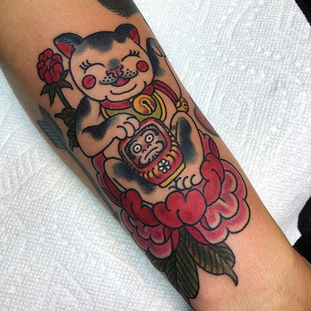 Tattoo by Rob Hamilton #RobHamilton