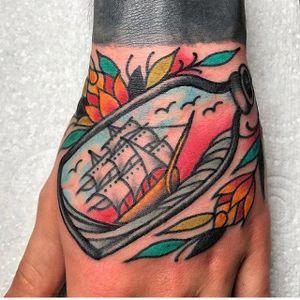 Tattoo by Black Chalice Tattoo