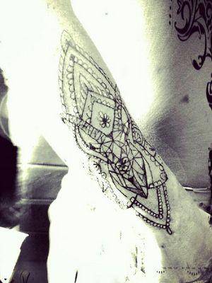 #mandala #tribalwolf #farbe #fineline #Steinbock #tattoo #tattoos #tattooedgirl #tattooartist#followme #hellotattoomed #suprasorb #bullet#blackgrey #cheyenehawk#eternal#beautifulink #elitecartridge #follow #followforfollow #blackgrey#artist