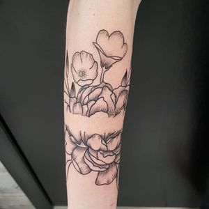 Tattoo from Lizzii Macabre