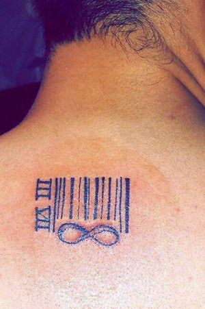 Hitman #tatouage #code #lifetattoo #communism #arabe chahlawi time #tunisia #Cuba
