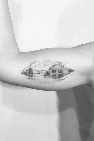 Tattoo from Eugene Andriu