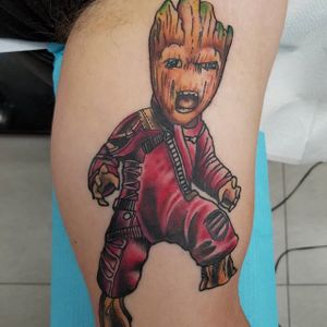 Tattoo from Larry Mead