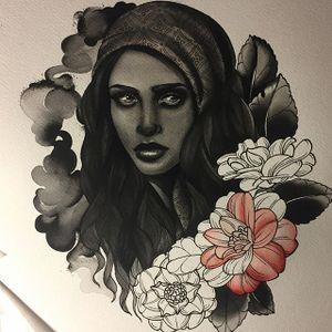 Tattoo from Aubrey Brand