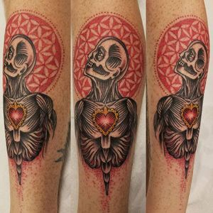Tattoo by Bodytech Tattooing & Piercing