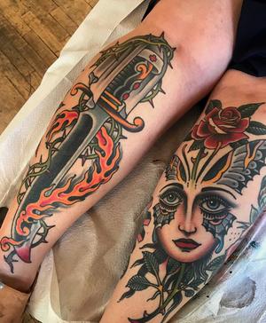 Tattoo from Grez