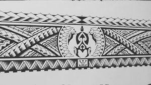 Samoan Painting. Instagram@honutatau