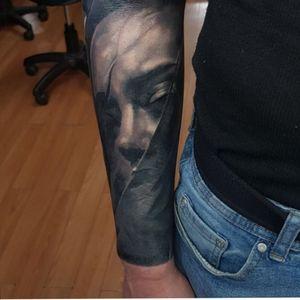 #sleeve #dark #forearmtattoo