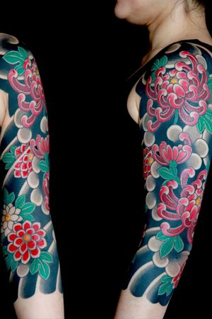 #japanesetattoo #irezumi #horimono #tattoos #tattoouk #tattoolondon #lucaortis #tattoodo #instatattoo #tattoos #tattooart #LucaOrtisProgress #tattoooftheday