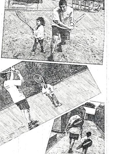 #tennis #dadanddaughter