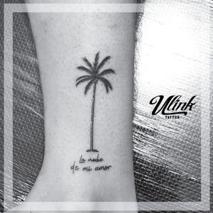 #palmtree #palmtattoo