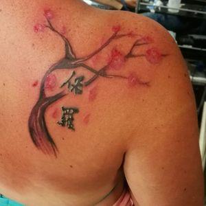#watercolortattoos #watercolortattoo #cherryblossom #cherryblossomtattoo #cherryblossomtree #watercolourart #watercolour #watercolourtattoo#colourfultattoo #tattoos #tattooartist #bristol#bristolartist #ramifications #carlaprosser