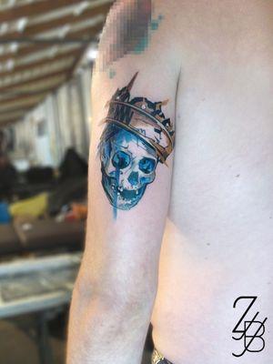 Un autre flash fait à Epinal Tattoo Show ! Merci beaucoup d'être venu ! #crâne #skull #skulltattoo #crown #cronwtattoo #king #flash #flashtattoo #flashtat #frenchtattooflash #zeldablackjeanjacques #zeldabjj #colmartattoo #frenchtattoo #tattooart #tattoolover #tattoo #colortattoo #tattoos #tatouage #tattooartist #couleur #colourful #marker #markertattoo #graphic #graphictattoo #tattooconvention #epinal #vosges #alsace