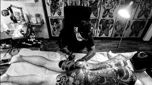 #ryuotaro #bodysuits #backpiece #japanesetattoo  #feathercloud #japanesetattoos #shanetan  #tattoo  #japaneseart #japanesetattooart