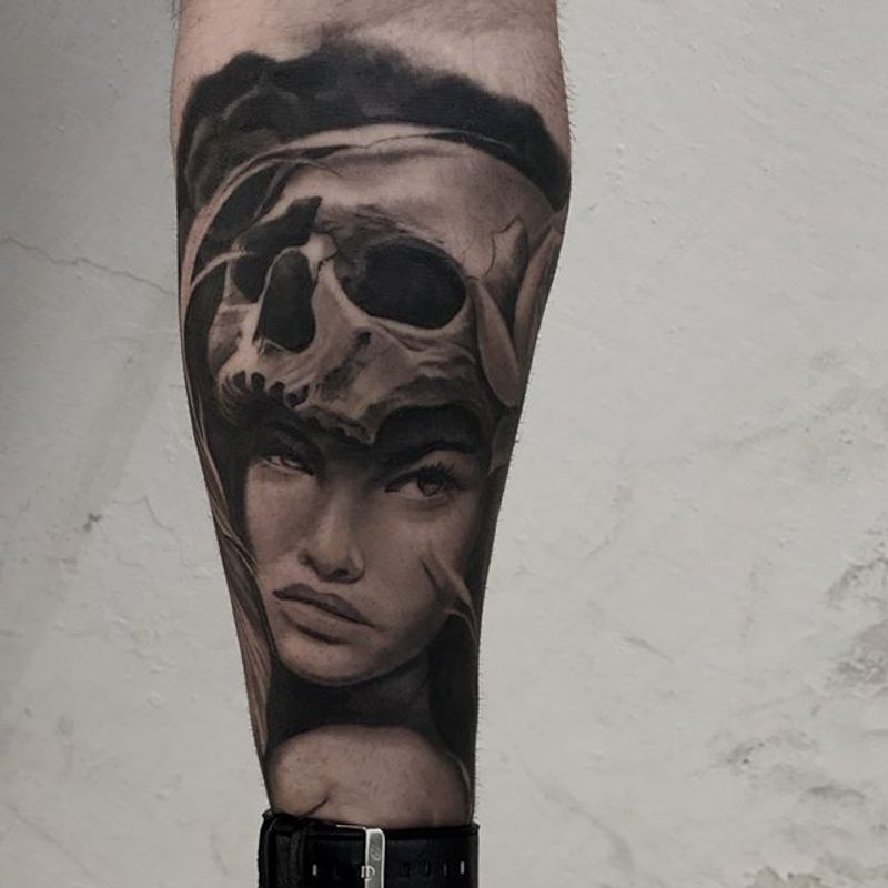 Tattoo from Klevi Bfirst