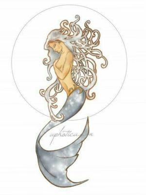 #mermaid #ocean #hippie