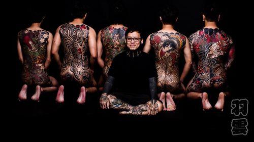 #bodysuits #backpiece #japanesetattoo  #feathercloud #japanesetattoos #shanetan  #tattoo  #japaneseart #japanesetattooart #irezumi #wabori