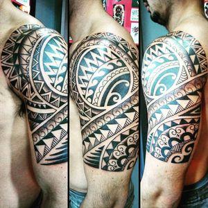 . ⭐ Radac Tattoo @radactattoo ⭐ . ♣️Botafogo Praia de Botafogo, 324 loja 14 Tel.: 25510564 / 998691847 (WhatsApp) . ♣️Copacabana Rua Figueiredo Magalhães, 741 loja M  Tel.: 21434005 / 987737126 (WhatsApp) . . #neliocadar #radactattoo #radactattoocrew #proibidochorar #nopainnogain #tattoodo #tatuagem #tattoo #tattoos #tattooplace #tattoo2me #riodejaneiro #zonasul #bairropeixoto #praiadebotafogo #copacabana #instagram #instattoo #gopro #freehand #freehandtattoo #maori #maoritattoo #blackworktattoo #desenhostribais #tribal #tattootribal #tribalstyle #tribaltattooers