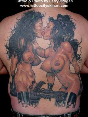 #pinupgirl #pinuptattoo #nude #arm #pinup