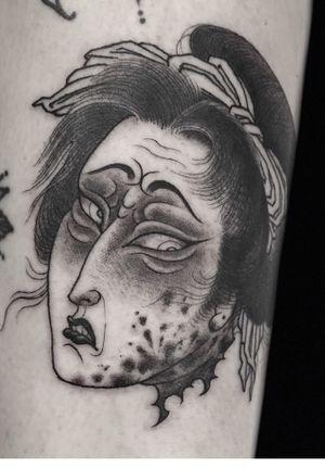 Tattoo from Kapten Hanna Sandström