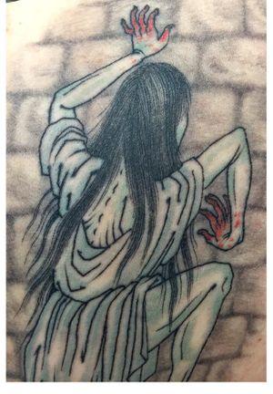 Healed Samara/Sadako